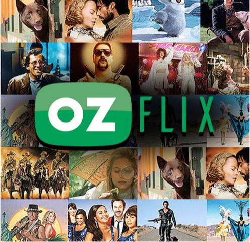 Ron V. Brown, CEO and Co-Founder, Ozflix.TV and the Australian Film Future Foundation Ltd.