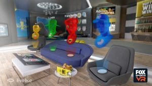 Fox Sports goes VR